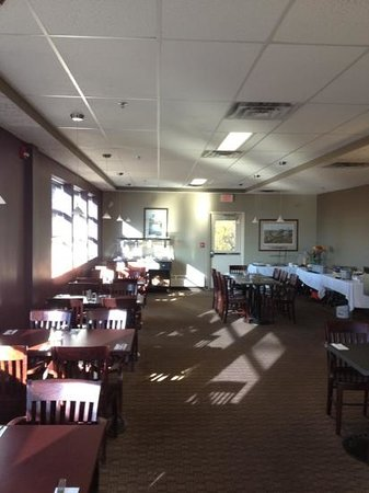 Heritage Hotel : Restaurant