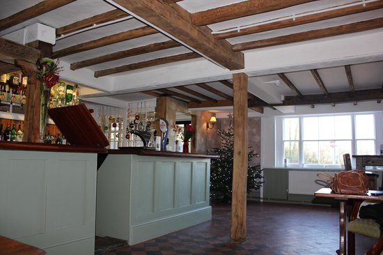 Dorking, UK: Bar Area
