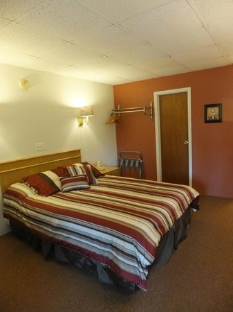 Catskill Mountain Lodge: Standard Lodge Single Queen Room