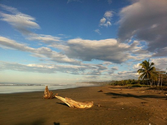 Playa San Miguel, Costa Rica: beach