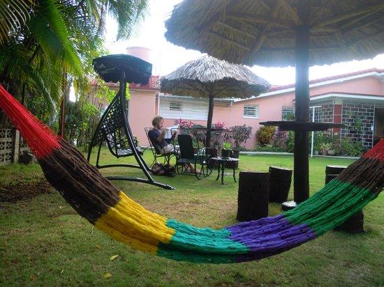 Casa Carlos y Ana Maria : giardino