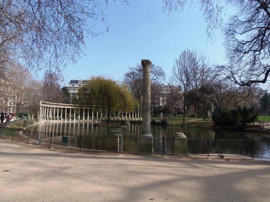 Parque Monceau: Parc Monceau