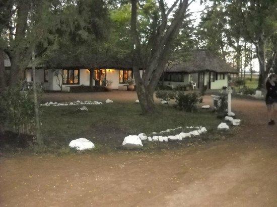 Complejo Turistico La Aldea : Esta es la cabaña que ocupamos la numero 1