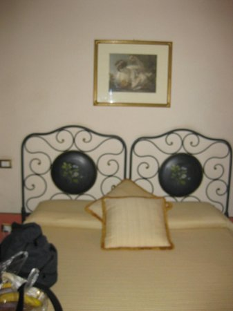 Relais San Lorenzo: Very Comfortable Bed