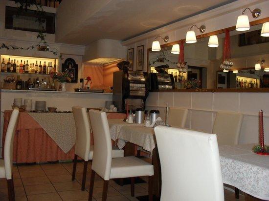 Hotel Balcony: Colazione