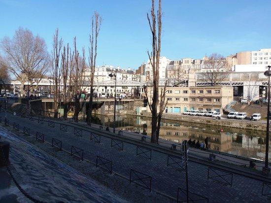 Canal Saint-Martin: Canal St.Martin
