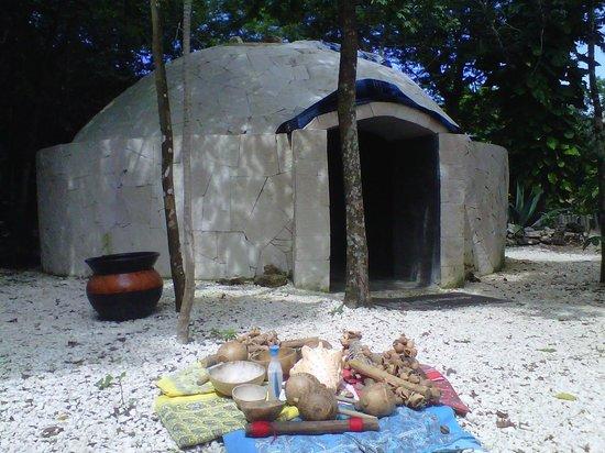 Temazcal Chankanaab