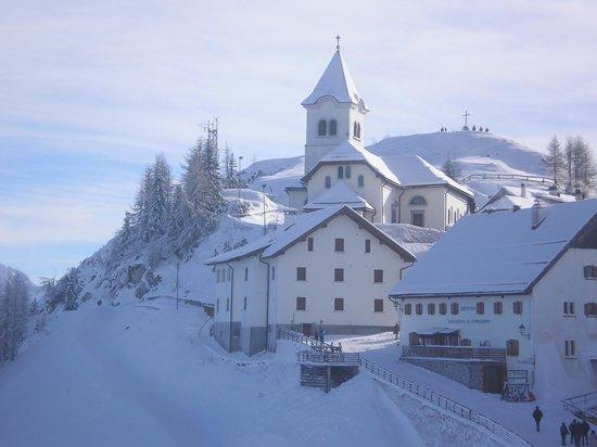 Mt Lussari
