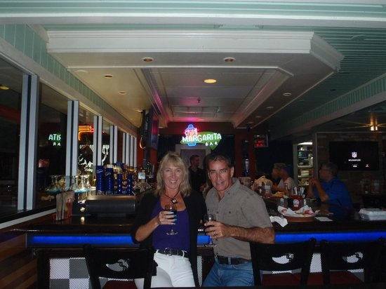Chili's Grill & Bar -S. Semoran Blvd: Ending our last night in the US at Chilis