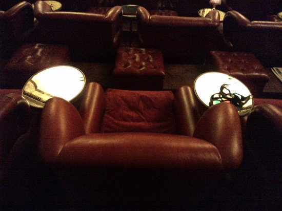 Electric Cinema Luxury Armchairs