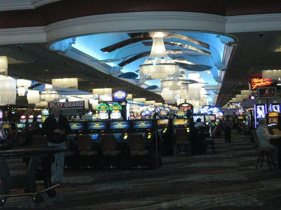 area casino