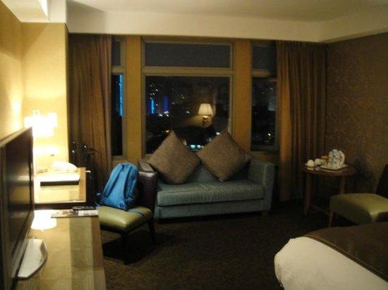 Hotel Kuva Chateau: Sofa