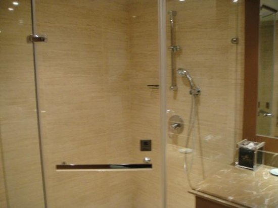 Hotel Kuva Chateau: Shower stall