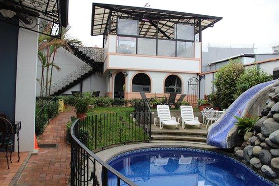 Hotel Santo Tomas: View