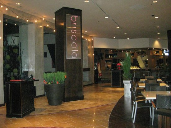 Grand Sierra Resort and Casino: Briscola Restaurant