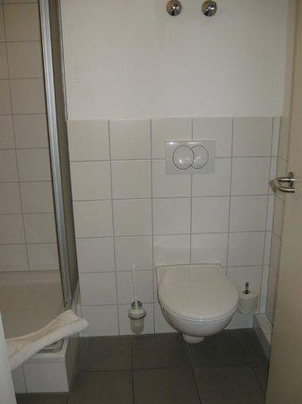hotelo Heidelberg: Bater habitacion individual