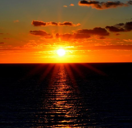 Le Blanc Spa Resort: Sunrise