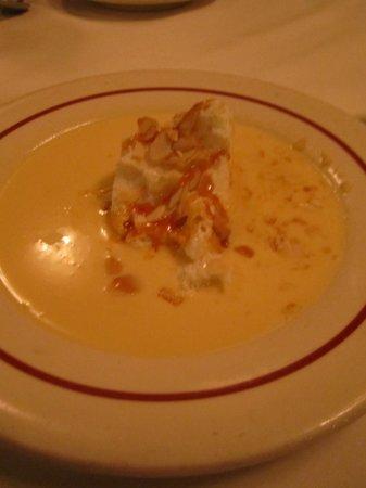 Le Veau D'or: 'Little Island' dessert