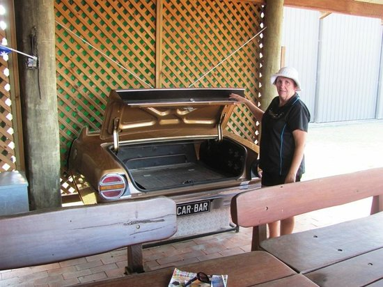Gateway Lifestyle Casino: The car bar within the excellent camp kitchen