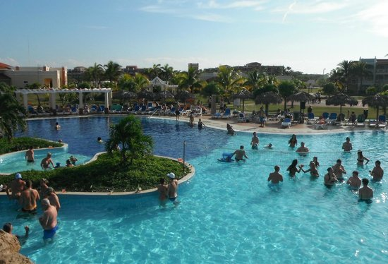 Memories Varadero Beach Resort Activity Pool
