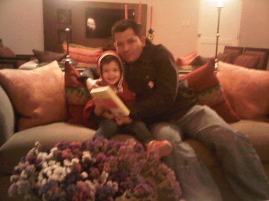 LP Los Portales Hotel Cusco: en el lobby de los portales cusco