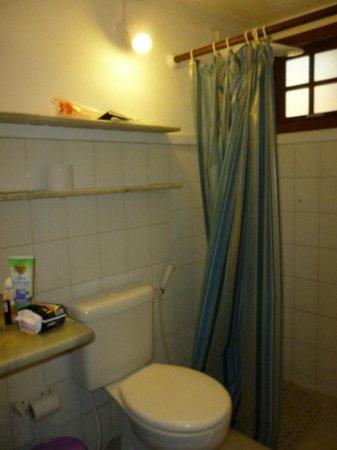 Pousada Kilandukilu: baño