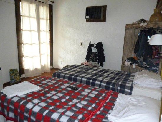 Pousada Kilandukilu: habitacion