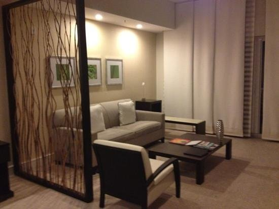 Provident Doral at The Blue Miami: Living Area