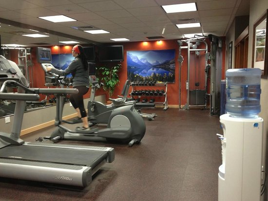 Residence Inn Helena: Exercise Room