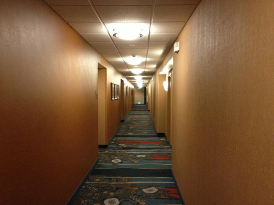 Residence Inn by Marriott Helena: Hallway