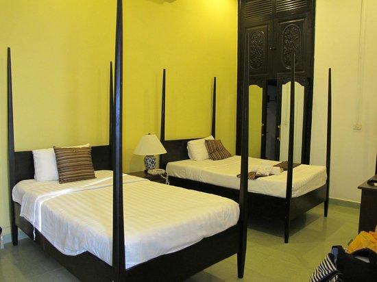 Le Leela Hotel: Premier twin room