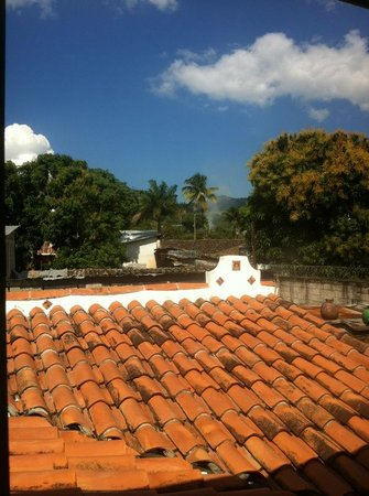 Yat B'alam Boutique Hotel: Room with a view