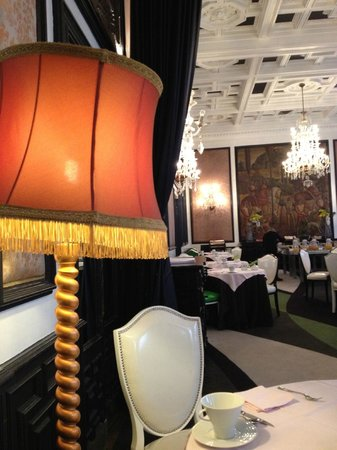 Hotel Infante Sagres: restaurante
