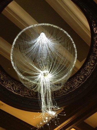 Hotel Infante Sagres: lustre