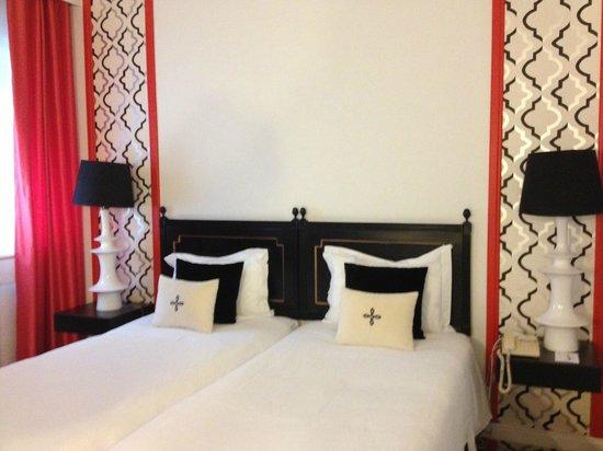 Hotel Infante Sagres: quarto