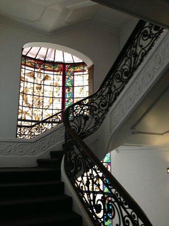 Hotel Infante Sagres: vitral