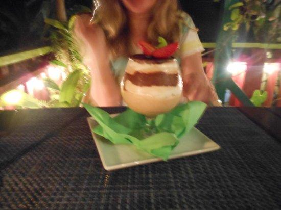 Restaurant Eden: Tri Flavor Mousse