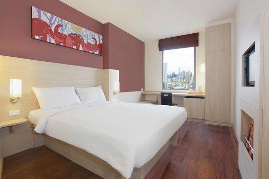 إيبيس بانكوك سيام: Guest Room