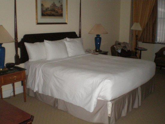Warwick New York: Mi habitación en la 3ª planta