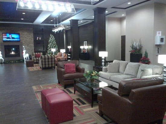 Four Points by Sheraton Edmonton Gateway : Lobby