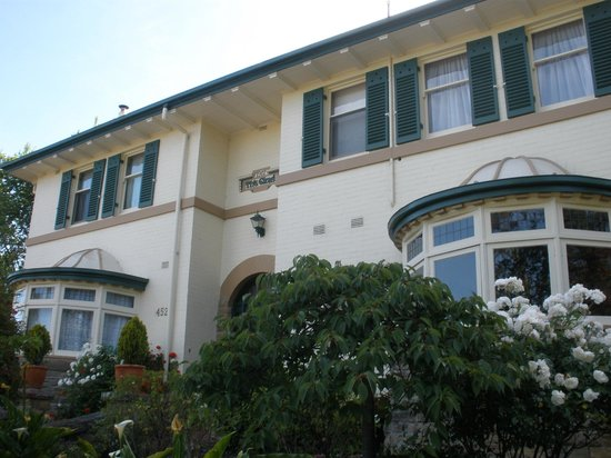 The Elms of Hobart : main house