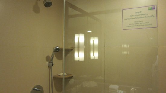 The Regent Cha Am Beach Resort: Holiday Inn Resort Regent Beach Cha-Am, Shower room