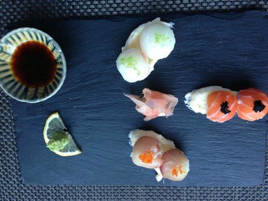 Shiro Izakaya: New Style Sushi