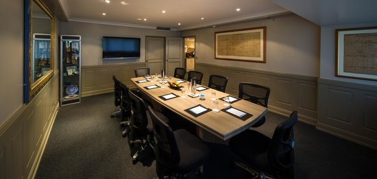 Pacific Hotel Cairns: Boardroom