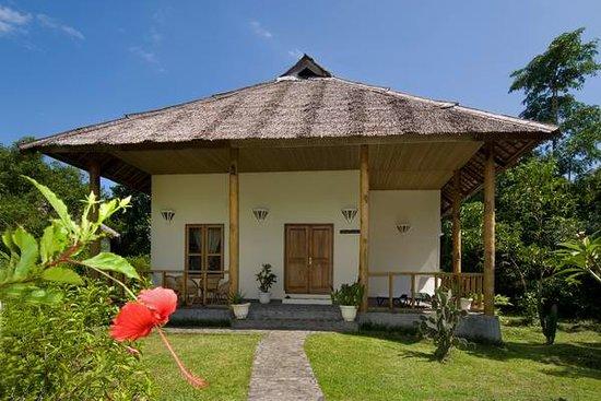 Saparua, Indonésie: Seaview Bungalow