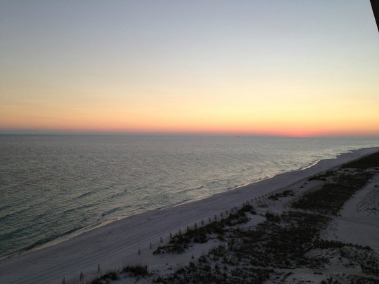 Pensacola Beach - Casino Beach: Another sunset photo.