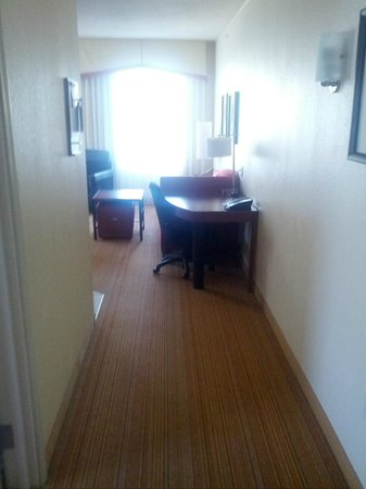 Residence Inn National Harbor Washington, DC Area: View of room from entrance