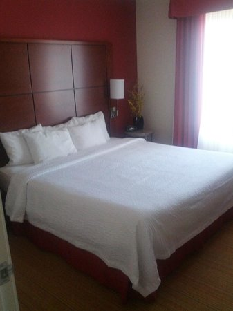 Residence Inn National Harbor Washington, DC Area: Bedroom