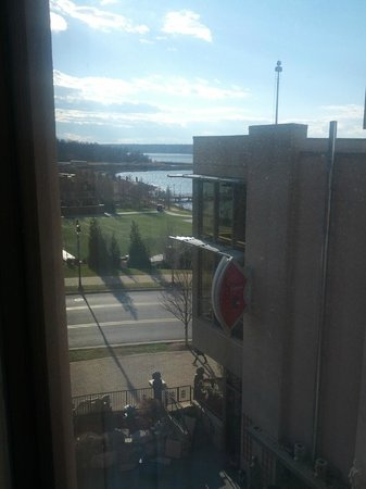 Residence Inn National Harbor Washington, DC Area: View from Bedroom