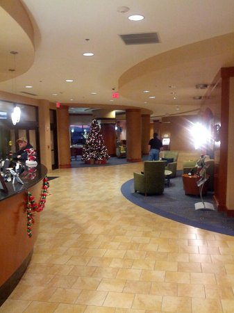 Residence Inn National Harbor Washington, DC Area: Lobby View